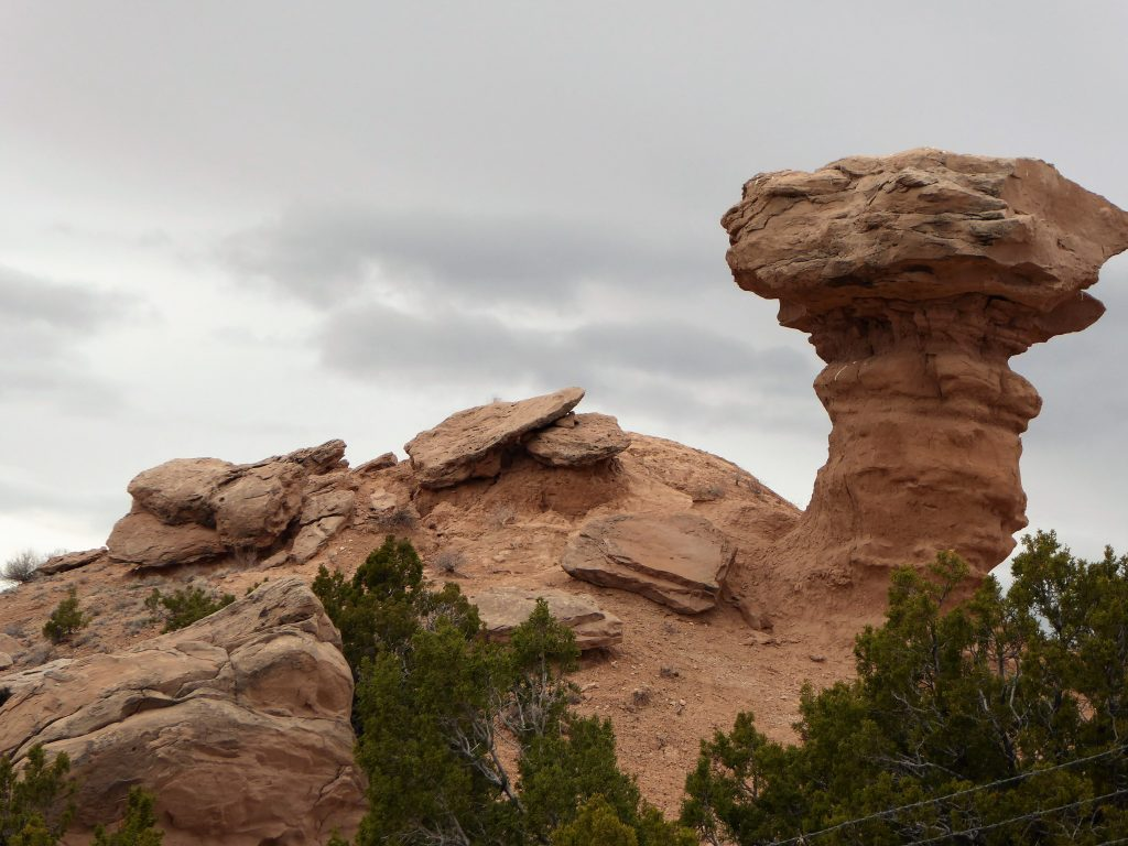 Camel Rock Monument