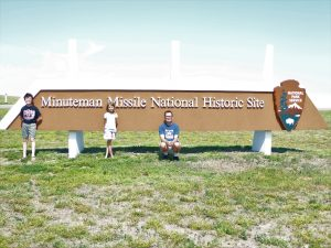 National Parks of South Dakota Minuteman Missile