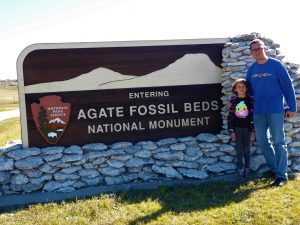 At Agate Fossil Beds NM