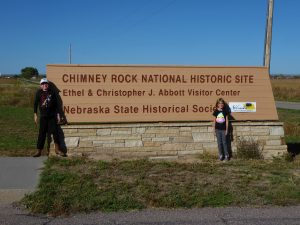 Chimney Rock entrance