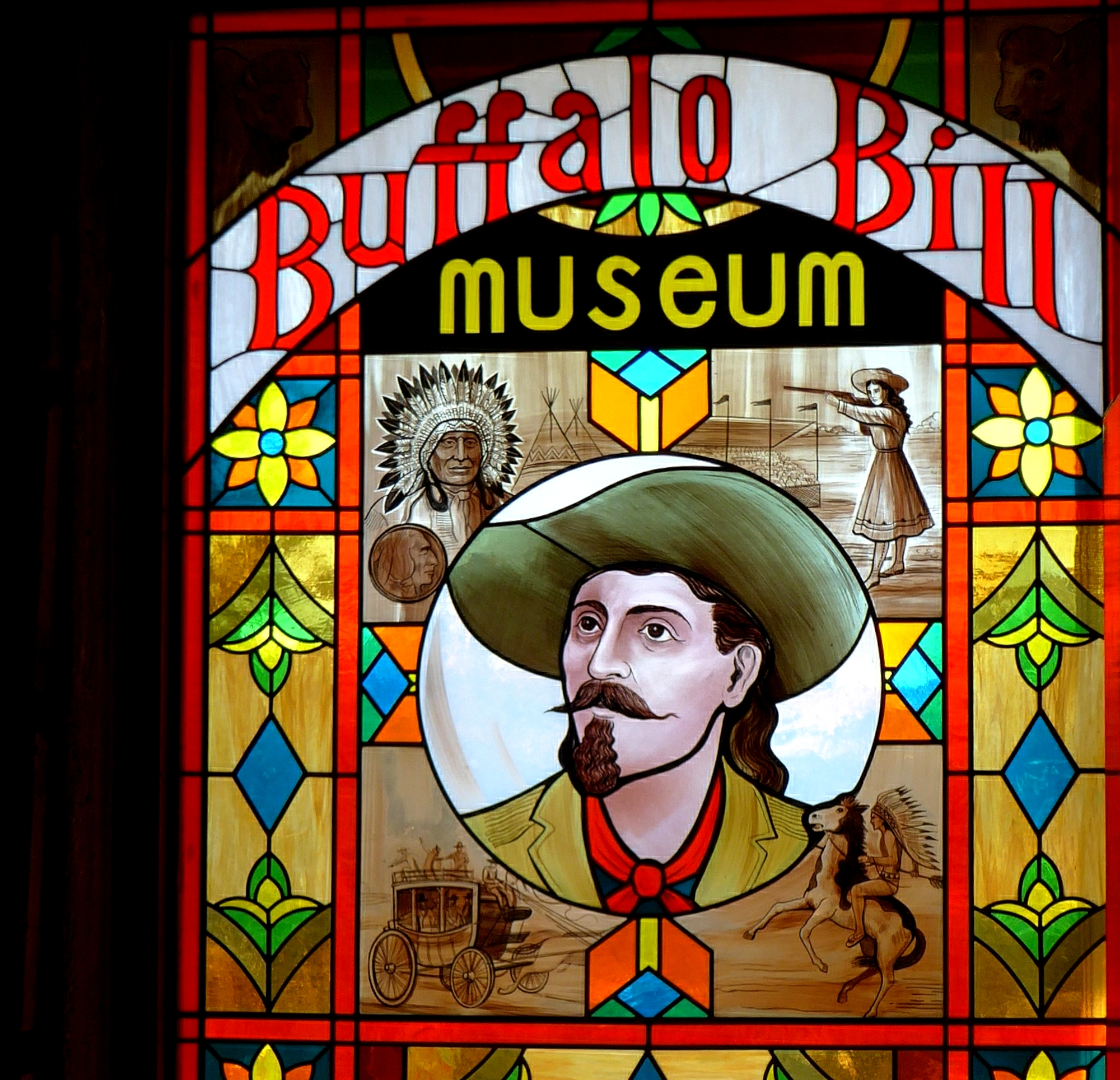 The Wild West Lives On at Buffalo Bill Museum & Grave