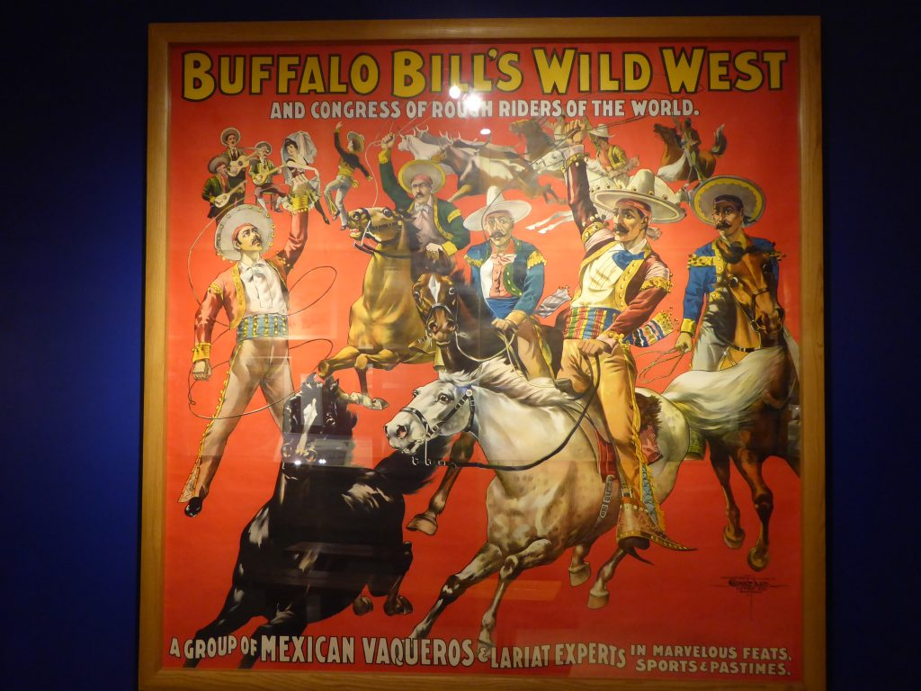 Buffalo Bill Museum and Grave Wild West Show