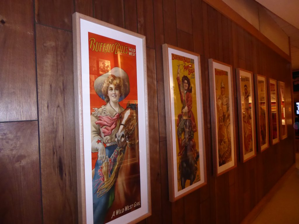 Buffalo Bill Museum and Grave Wild West Show Posters