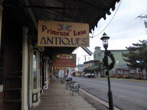 Virginia City Main Street