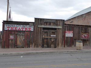 Wild West Theater