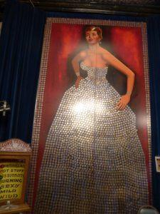 Silver Queen Dress
