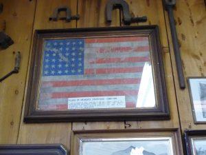Nevada Statehood Flag