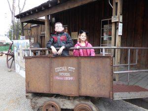 Family Trip to Virginia CIty
