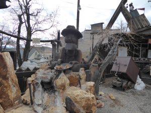 Mining Equipment in Virginia City