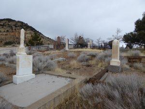 Virginia City Cemetery