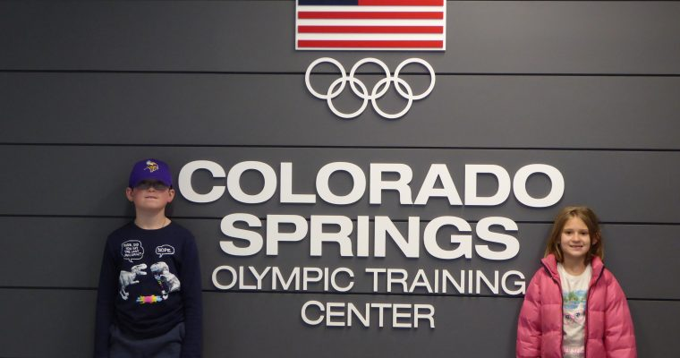 Get the Gold Medal Treatment at the U.S. Olympic Training Center in Colorado Springs