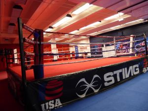 Olympic Boxing Ring