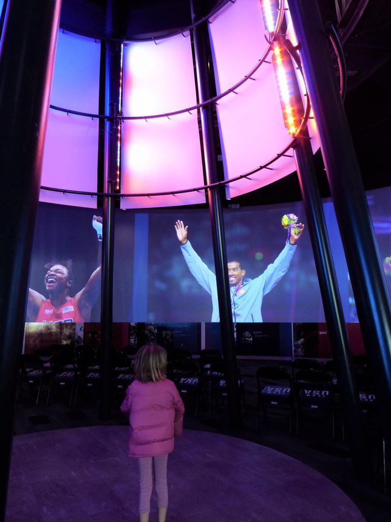U.S. Olympic Training Center Olympic Glory