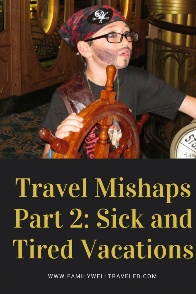 Travel Mishaps 2 Pin