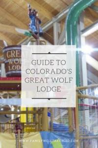 Great Wolf Lodge, Colorado Springs