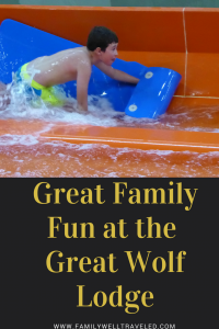 Great Wolf Lodge Pin