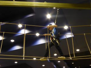 Great Wolf Lodge Colorado Springs Howler's Peak Ropes Course