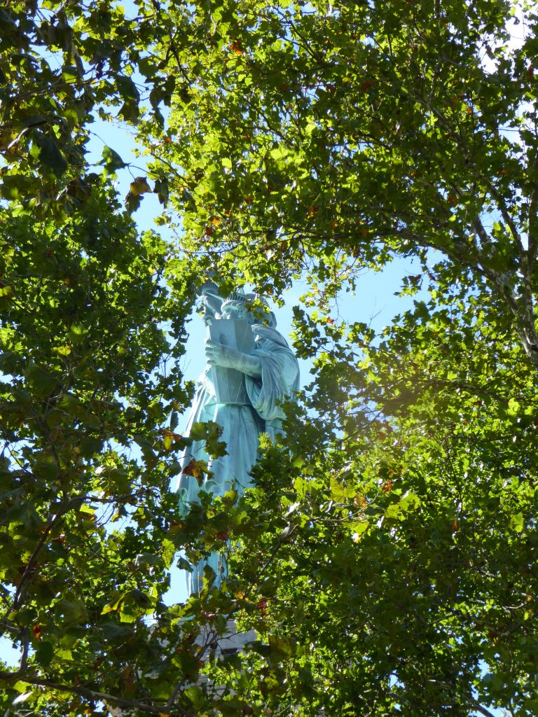 Liberty Sculpture
