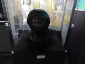 Bust of Gagarin
