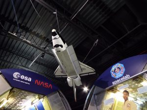 Space Shuttle Model