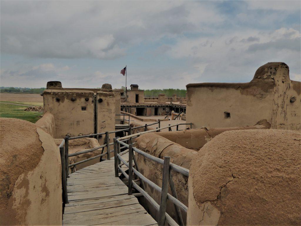Adobe Fort