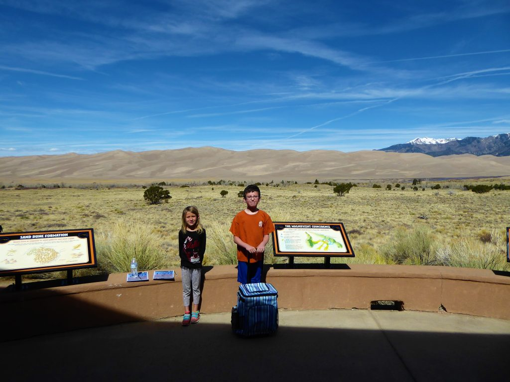 Great Sand Dunes Visitor's Center