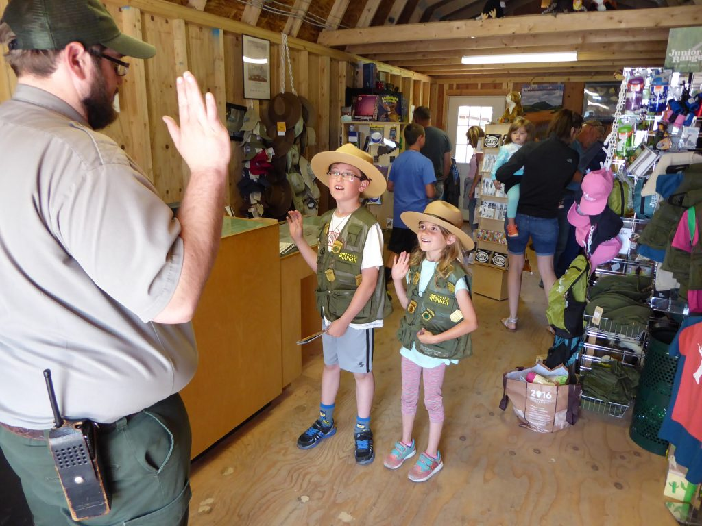 National Parks in New Mexico Junior Ranger