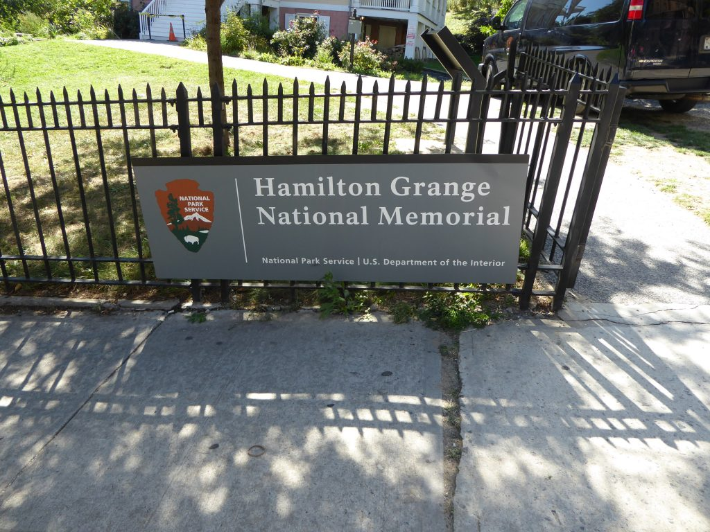 Upper Manhattan Hamilton Grange