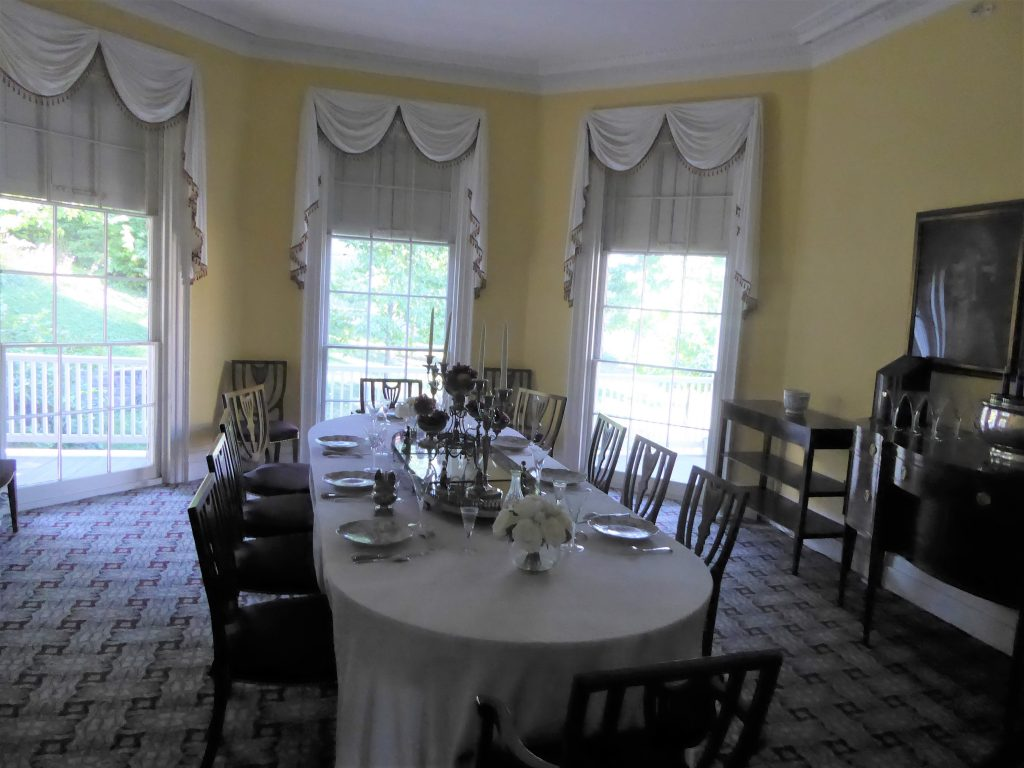 Upper Manhattan Dining Room