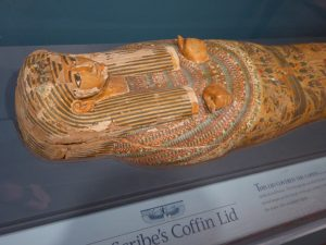 Denver Museum of Nature and Science Sarcophagus