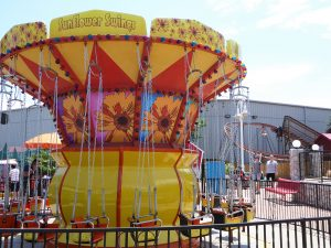 Ultimate Guide to Elitch Gardens Sunflower Swings