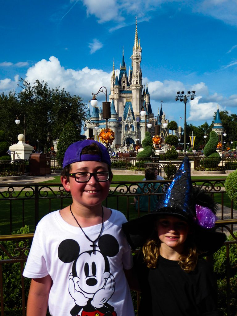 Disney's Not So Scary Halloween Party Costumes