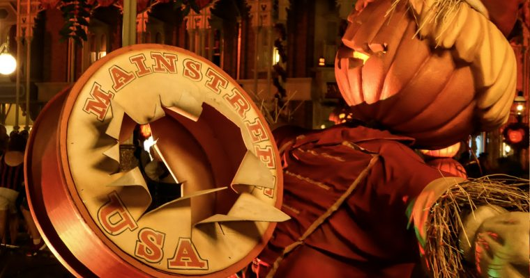Complete Guide to Disney's Not So Scary Halloween Party
