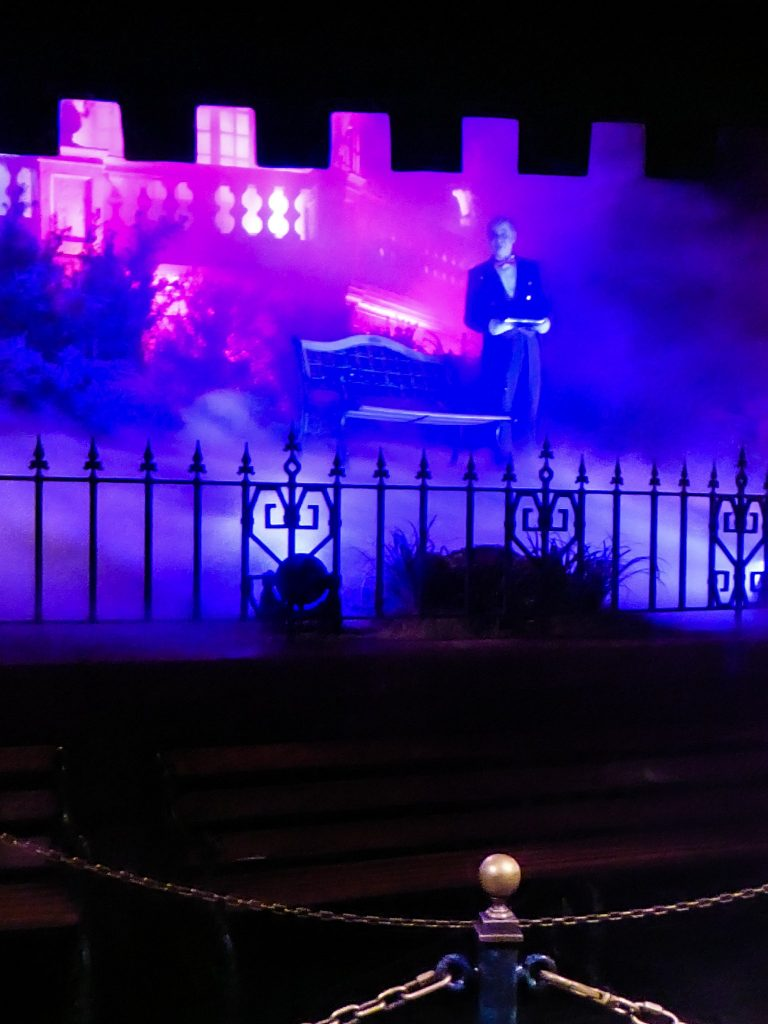 Disney's Not So Scary Halloween Party Haunted Mansion
