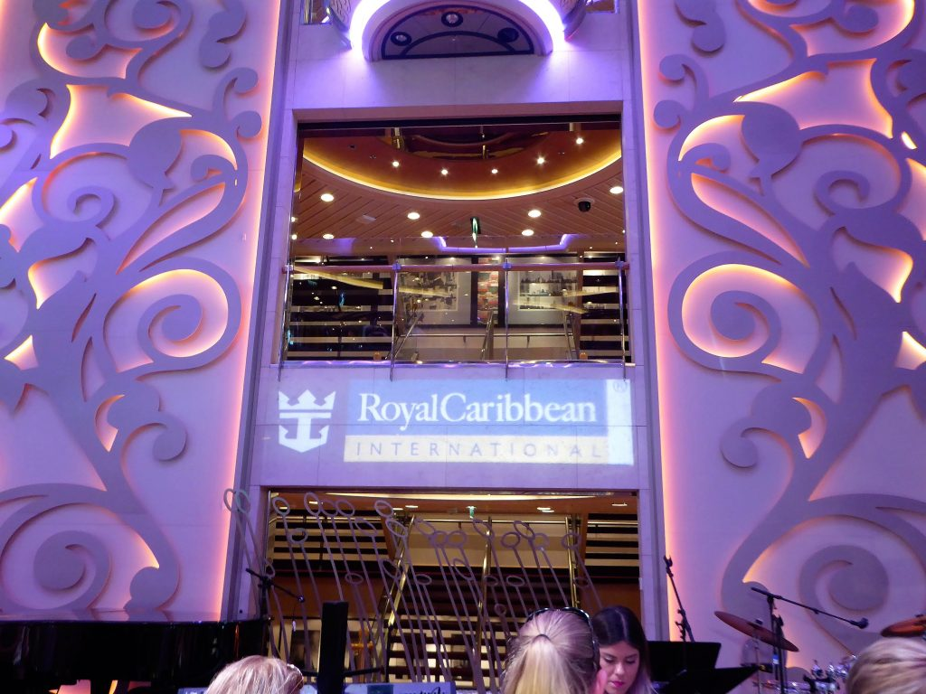 Brilliance of the Seas Centrum