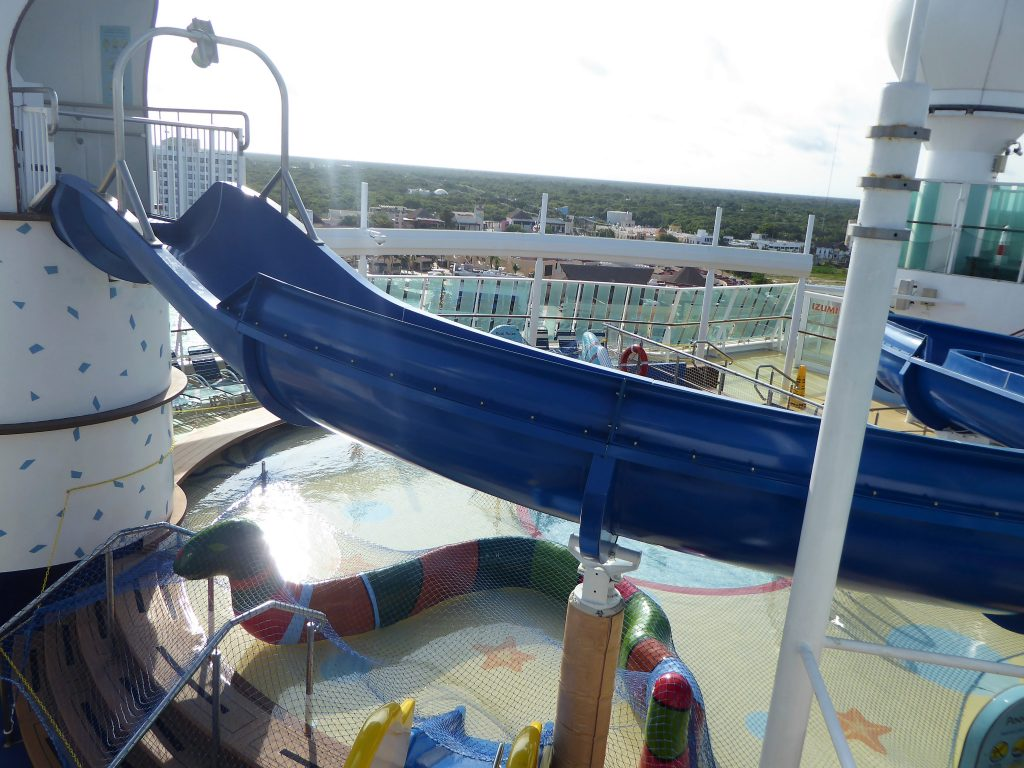 Brilliance of the Seas Kids' Pool