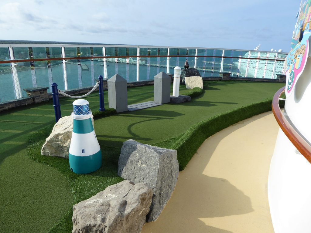 Brilliance of the Seas Fairways of Brilliance