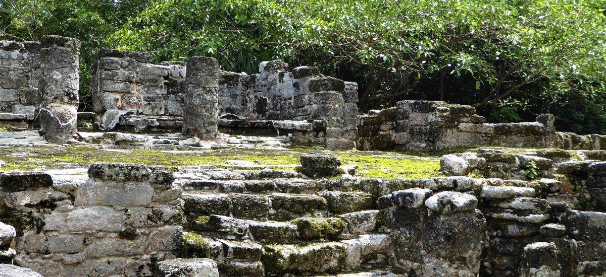 Visit to the Mayan Ruins of San Gervasio