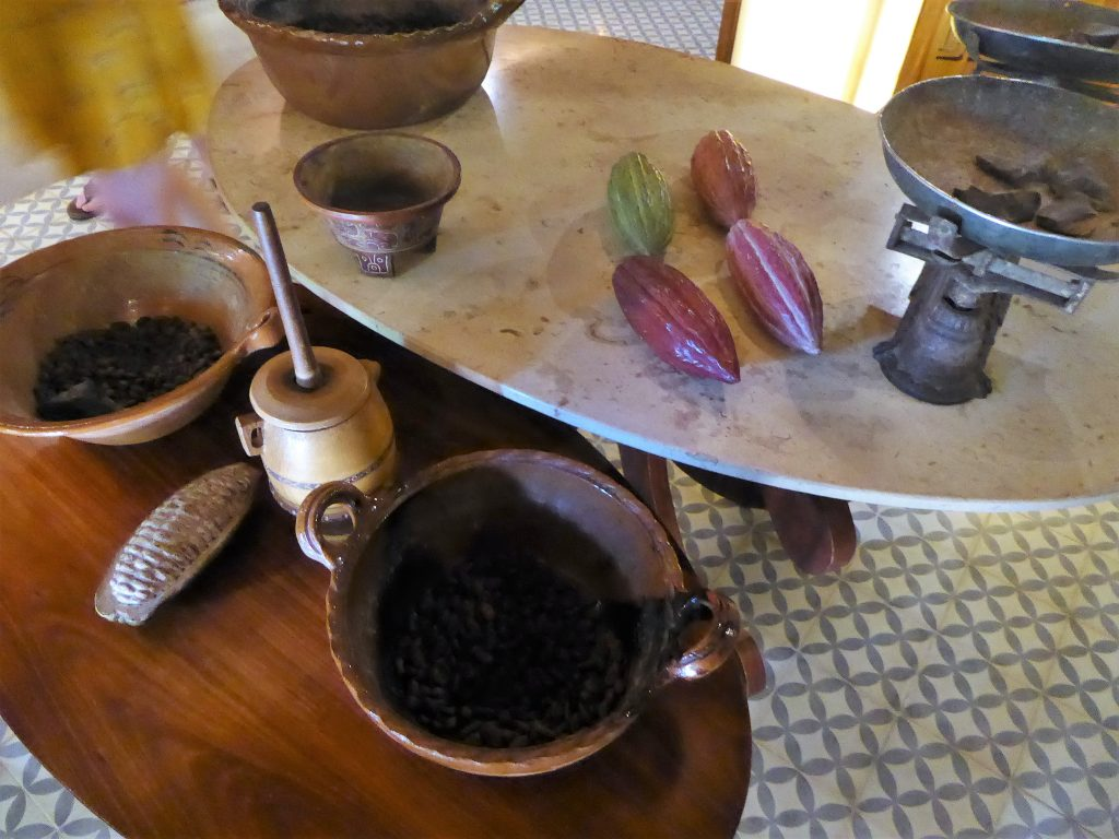 Mayan Cacao Company Tools