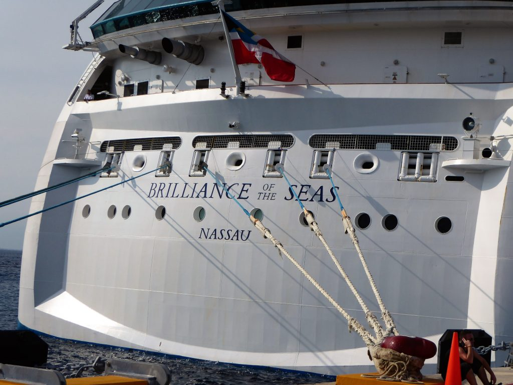 Brilliance of the Seas Ship