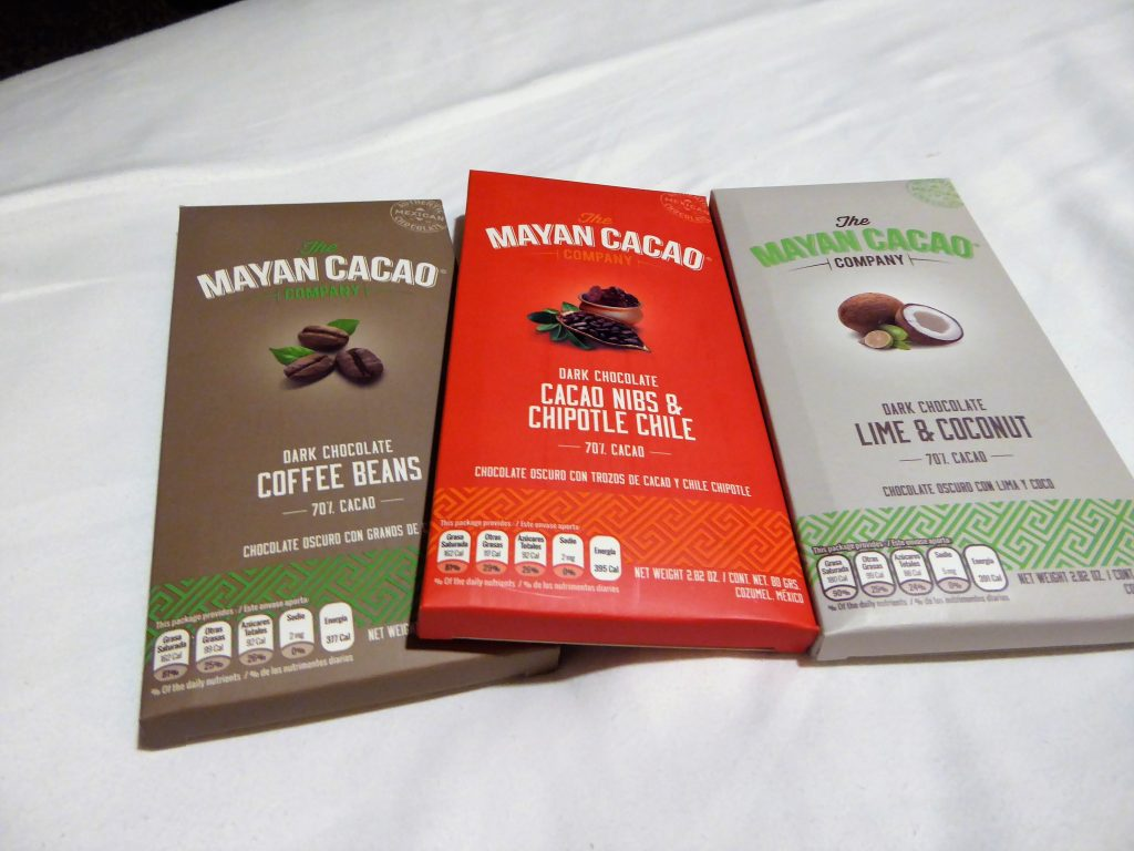 Mayan Cacao Company Chocolate Bars