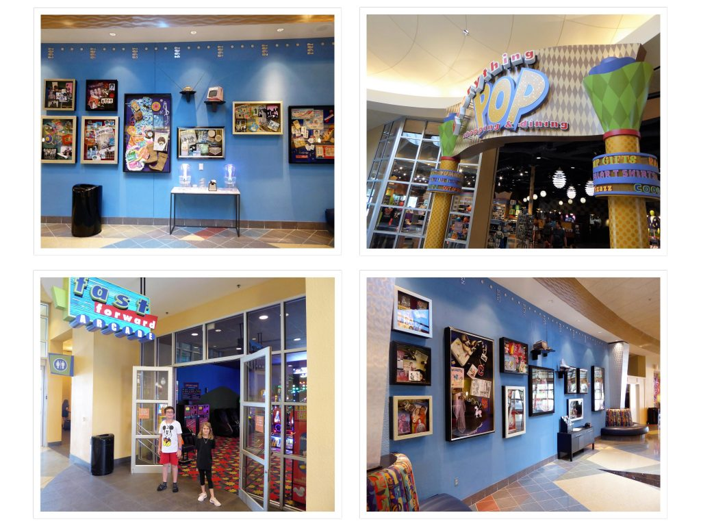 Disney's Pop Century Resort Classic Hall