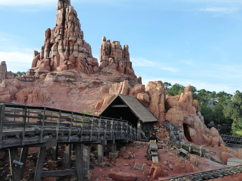Magic Kingdom for Tweens Big Thunder Mountain Railroad