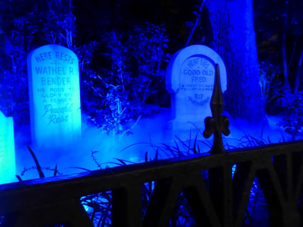 Magic Kingdom for Tweens Haunted Mansion