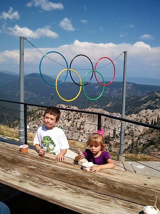 Family Friendly Northern Nevada Squaw Valley Olympic Rings
