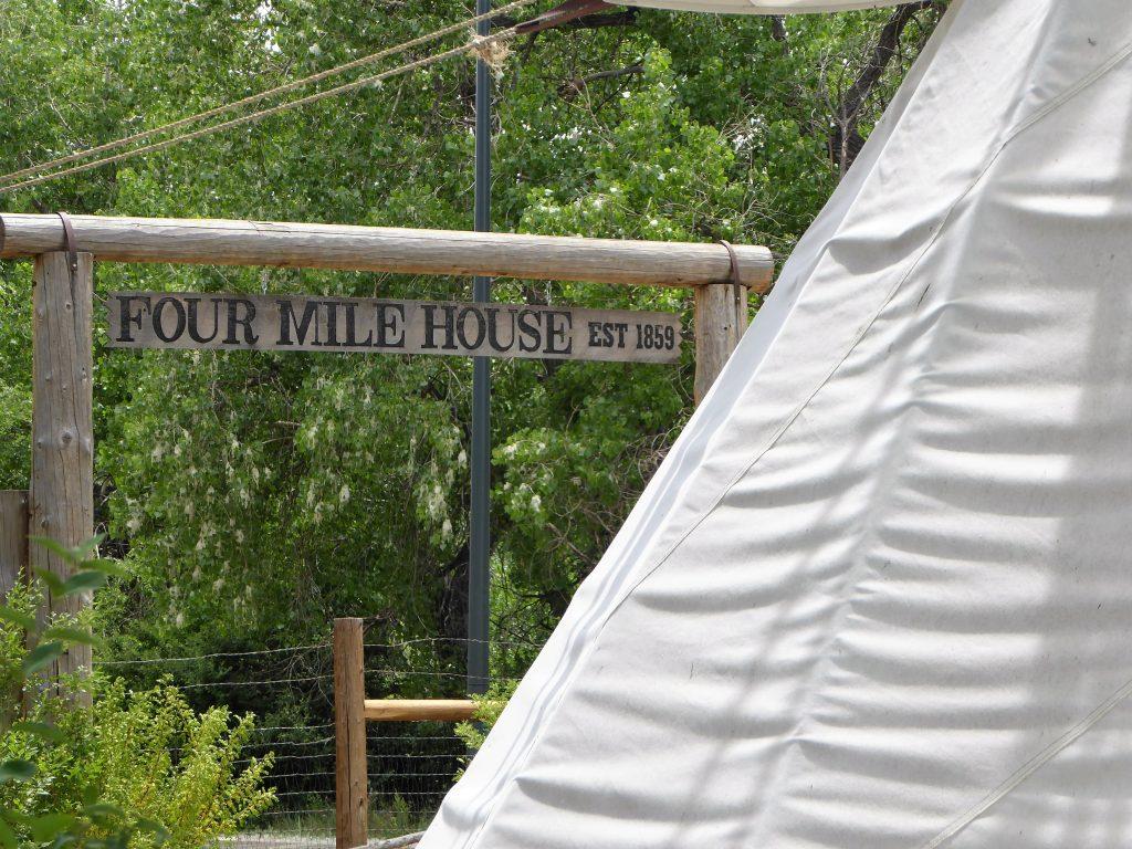 Fun Family Adventures in Denver Four Mile Historic Park