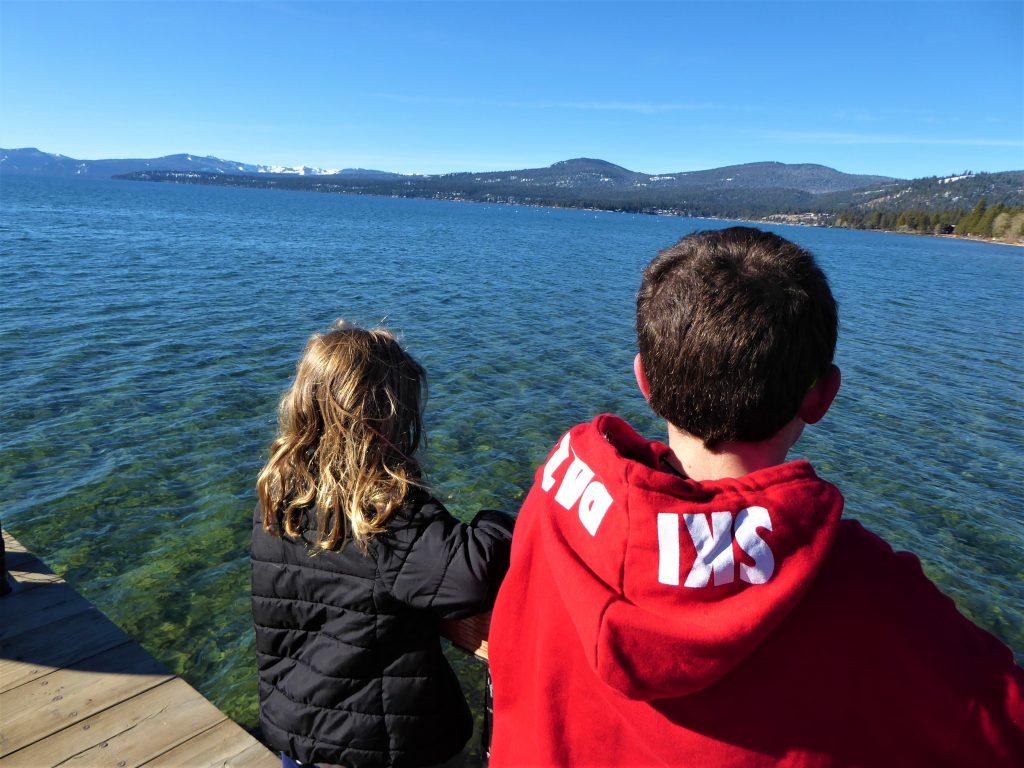Kings Beach Lake Tahoe Dock