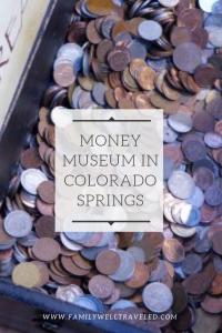Money Museum in Colorado Springs