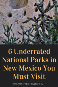 National Parks in New Mexico #Bandelier #Pecos