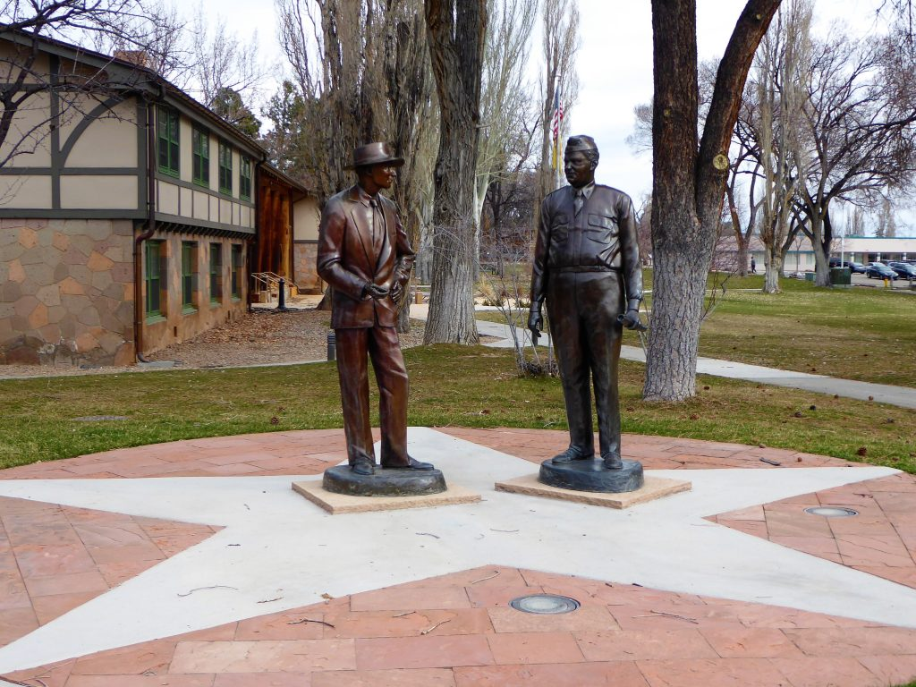 National Parks in New Mexico Manhattan Project